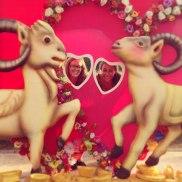 Tet + Valentines day = classy